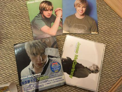 傑西麥卡尼 Jesse McCartney -Beautiful Soul 訪華慶功版CD+DVD +海報