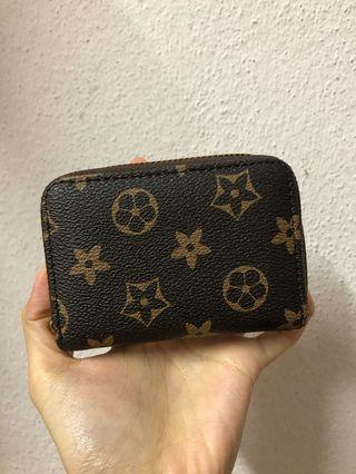Woman's wallet or card holder