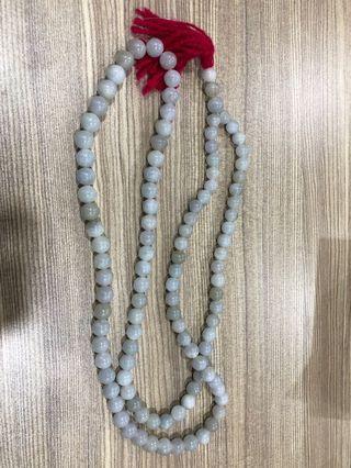Jades necklaces
