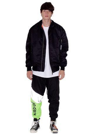 NERD UNIT Bomber Jacket