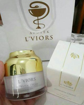 Lviors nutrivital cream