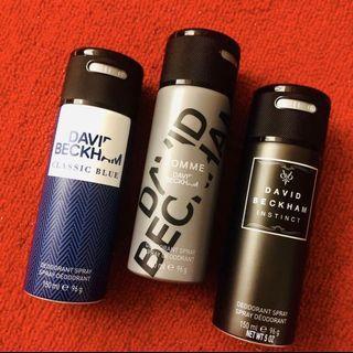 David Beckham Deodorant Body Spray, 150ml