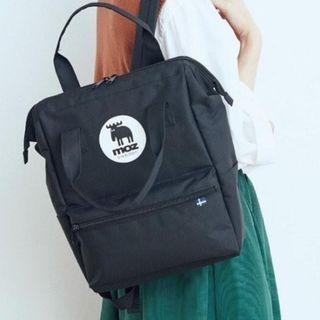 日雜附錄mook moz麋鹿/瑞典雜貨品牌/後背包/旅行包/肩背包/書包/補習袋/雜誌包