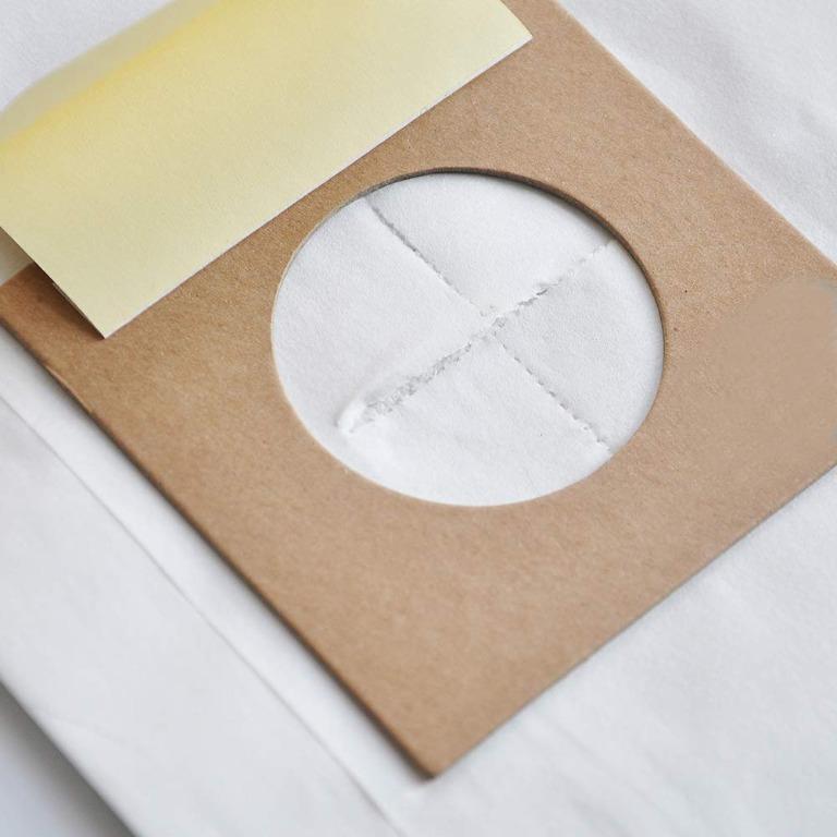 1 EZ SPARES cleaner bag for Hoover Type Y 4010100Y