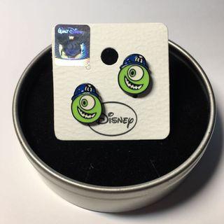 迪士尼大眼仔麥克華斯基耳環