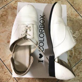 sepatu colorbox