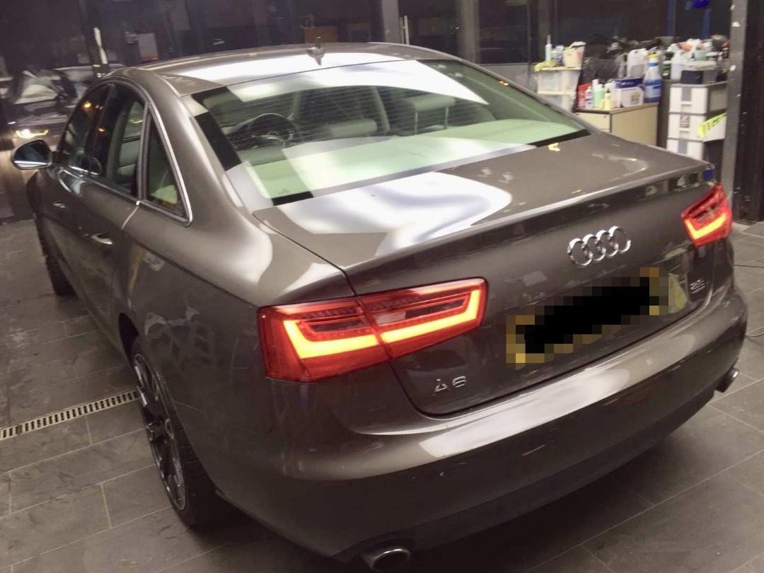 2011 Audi A6 2.8 四驅