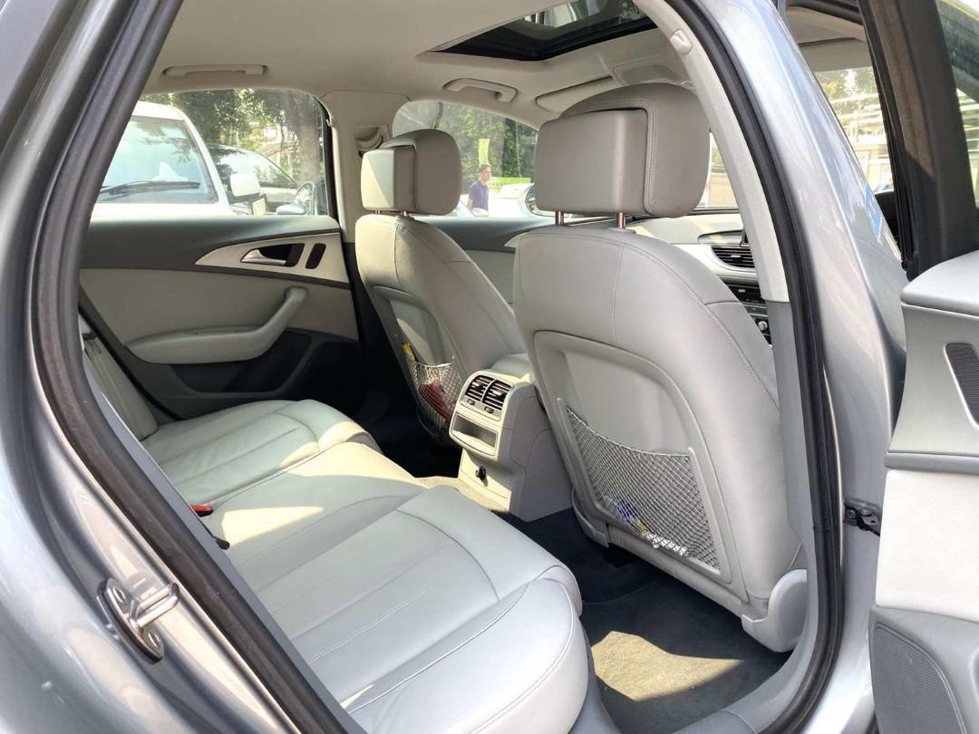 2013 Audi A6 2.0T