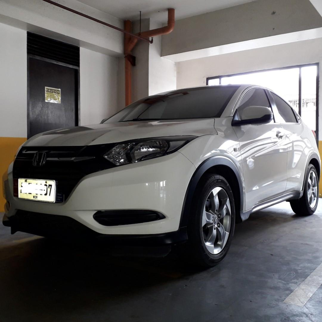 Honda Hr V 1 5 A Cars For Sale Used Cars On Carousell
