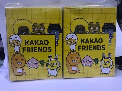 Kakao Friends玩偶吊飾