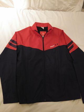 Astec Jacket / Jacket pria / Jacket Badminton/Jacket Running