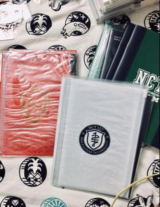 WTS Back To School Kit Note + Pouch