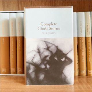 原文小說 全新精裝鬼故事 英文小說 The Complete ghost stories M R James