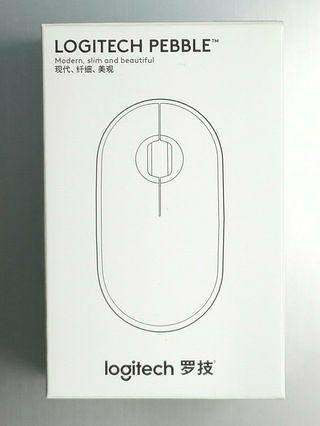 $1010big ✘$1280 Pebble 滑鼠(2合1 USB+藍芽)