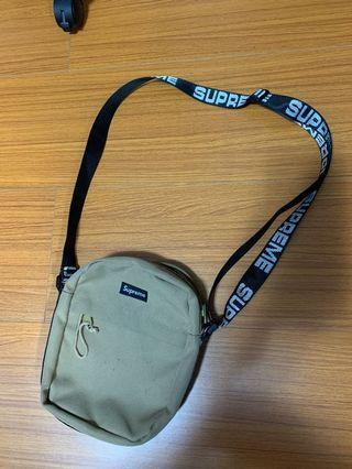 Supreme Shoulder Bag 44th 卡其 訂製