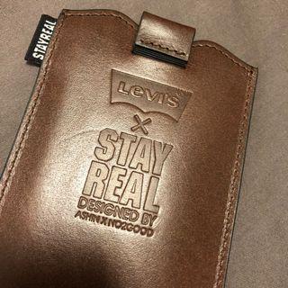 Levi's & STAYREAL 保護套