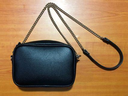 H&M Black Sling Bag #joinoktober
