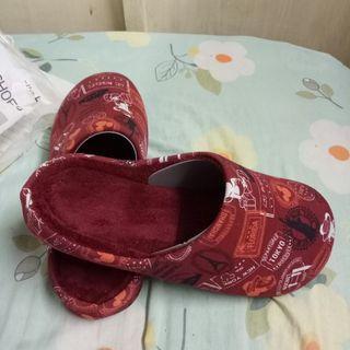 Uniqlo Mickey Home Shoes