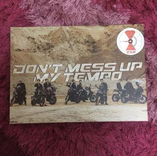 EXO DONT MESS UP MY TEMPO UNSEALED