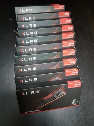 PNY XLR8 2666MHz 8GB RAM