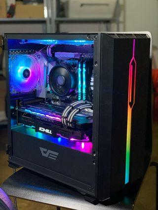 GAMING PC (Ryzen5 3600 + IChill Rtx2070 Super)