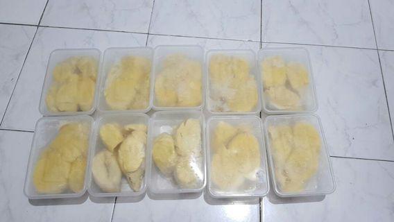 Durian Monthong Asli