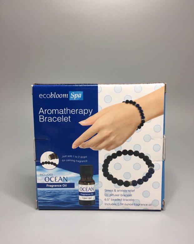 連香薰油 10ml 香薰擴香手鏈 Oil Diffuser Bracelet included 10 ml Oil