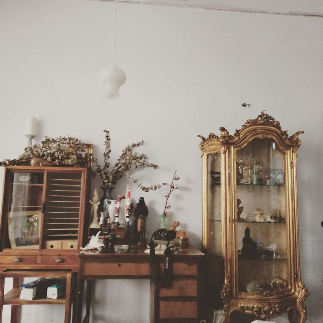 古董櫃展示櫃文件櫃檜木櫃
