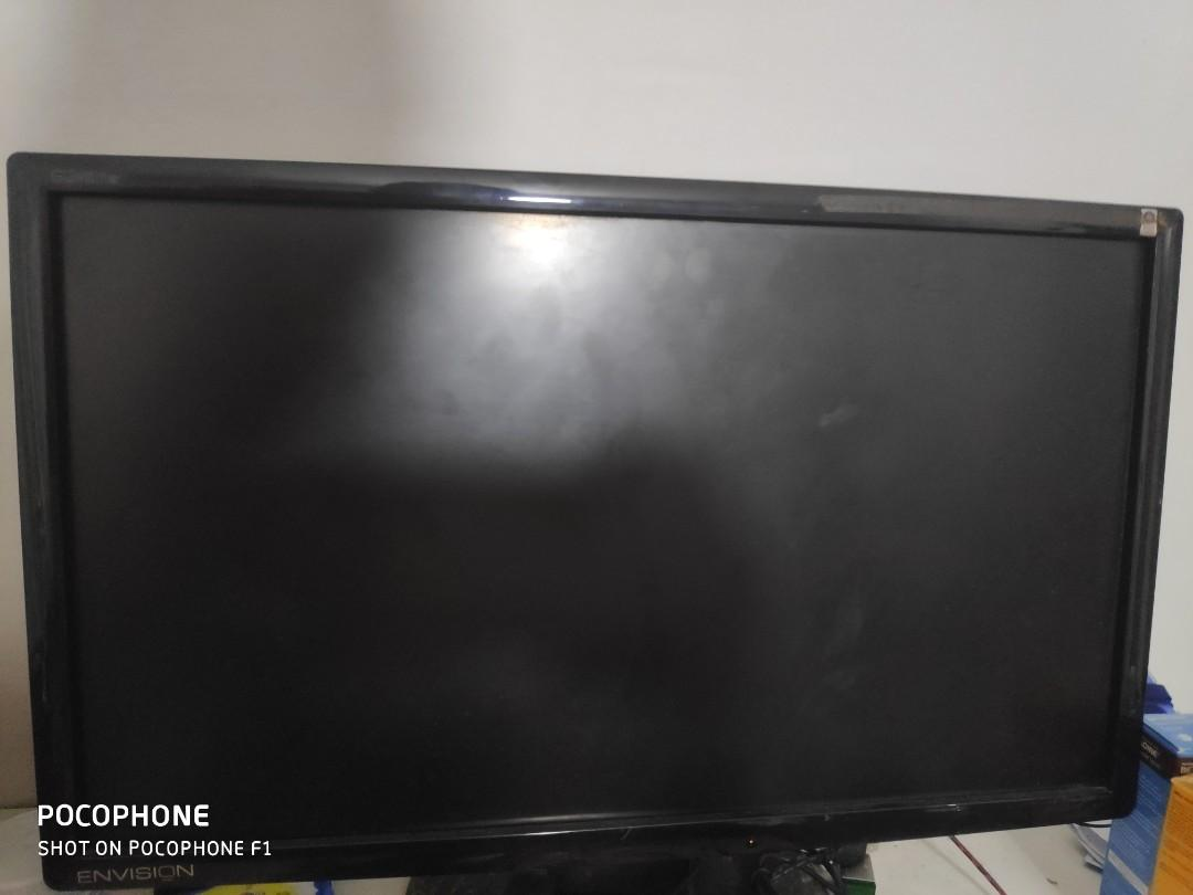 a budget friendly pc for 1300 only with monitor
