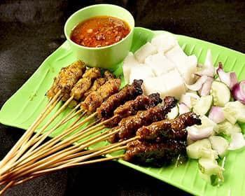 AFFORDABLE SATAY PACKAGE (In shaa ALLAH)
