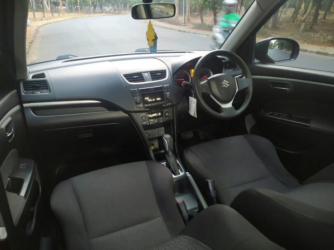 Allnew Suzuki Swift GX 2014 AT..Hitam TOP Condition