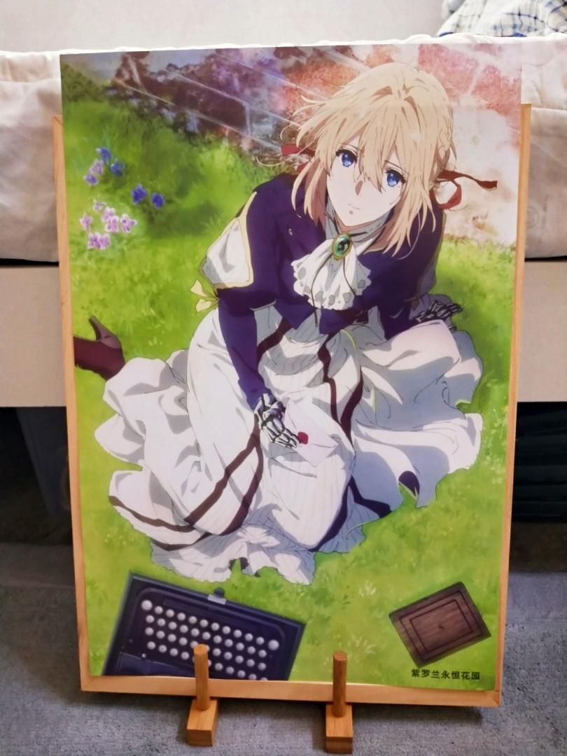 Anime Poster - Violet Evergarden