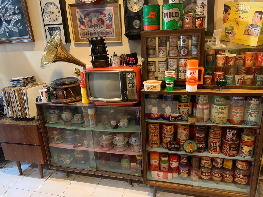Antik vintage barang lama