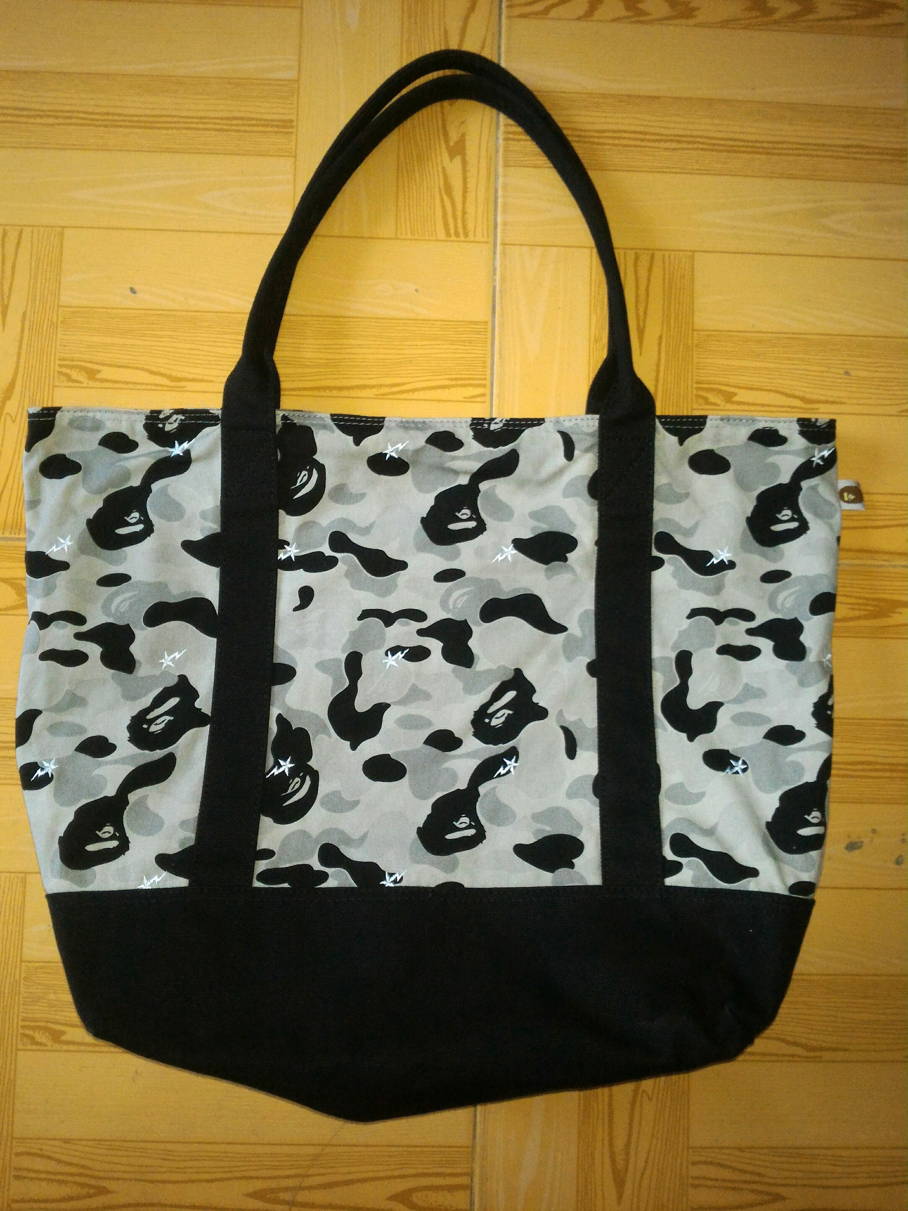 Bismillah For Sale A BATHING APE Bag Motif Camo Original 1Slott + Multi Slott Keren Di Bawa Shopping2 Bossku👌Slide 👉 For Detail