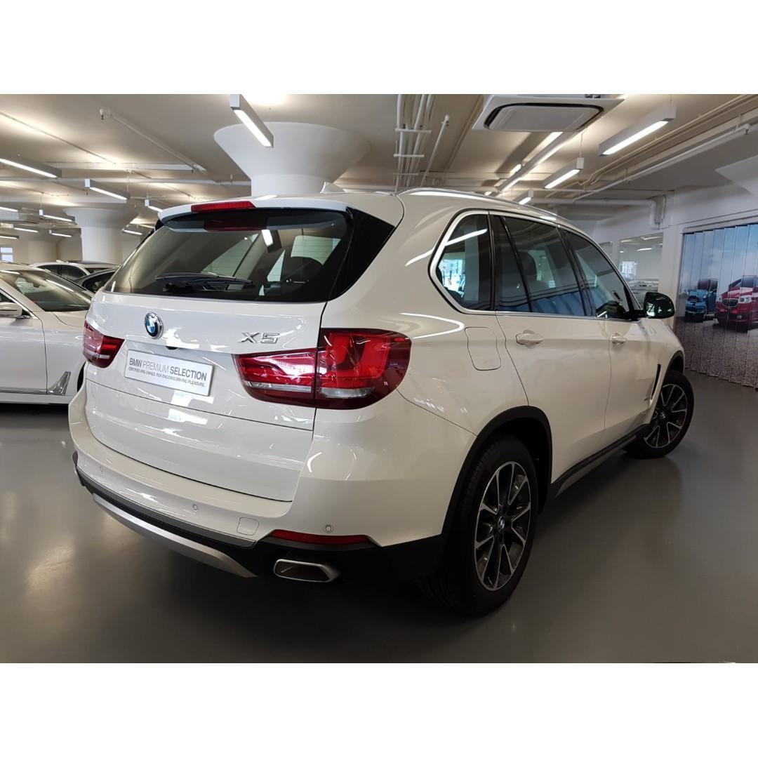 BMW X5 xDrive35iA (7Seater) 2017