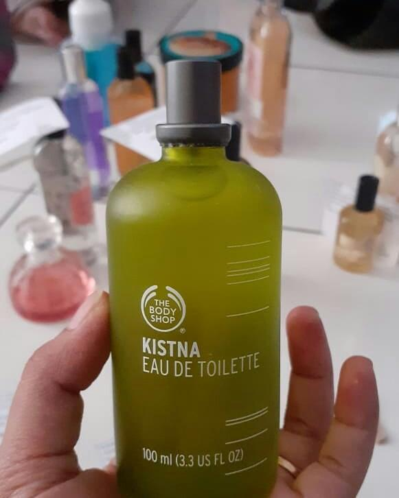 Body shop Kistna for man edt 100ml ori reject