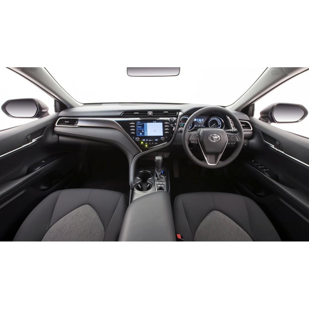 Camry Hybrid 2.5A Ascent Car Rental PHV
