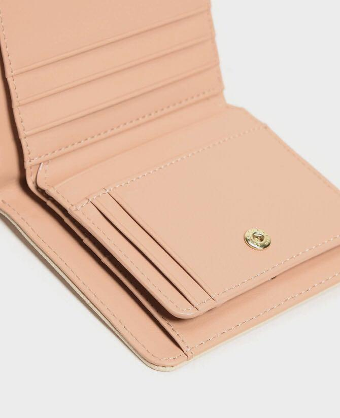 Classic Zip Mini Charles & Keith Wallet