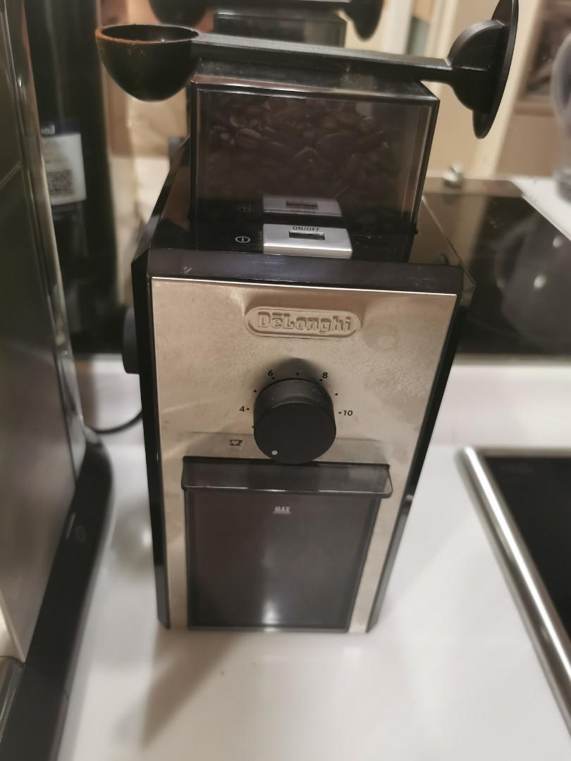 Delonghi kg 89 coffee grinder