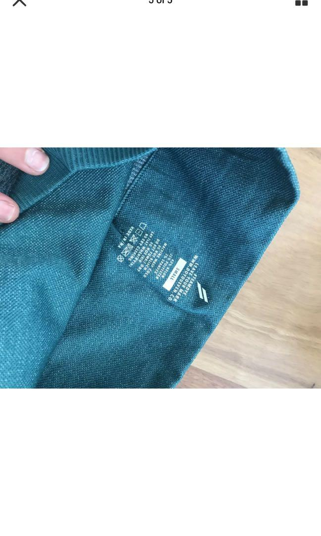 DO YOU EVEN Hyperflex Seamless Leggings - FOREST GREEN WOMENS LADIES SIZE S