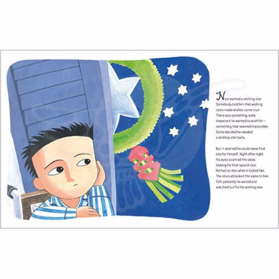 Estrellita, The Little Wishing Star | Adarna House | English | Children's Book