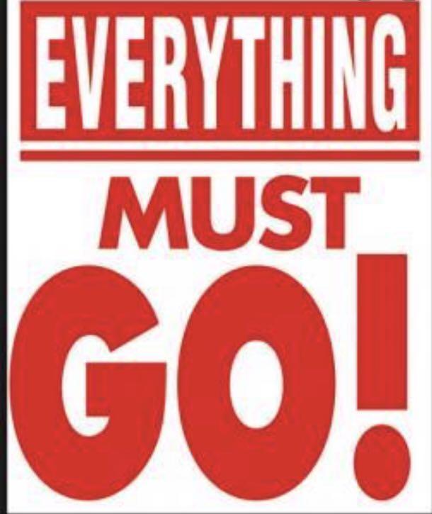 Everything MUST Go Sales!!   10%-50% Antik/Jam/Gitar/Watch/ Antique  / Guitar / Pancing