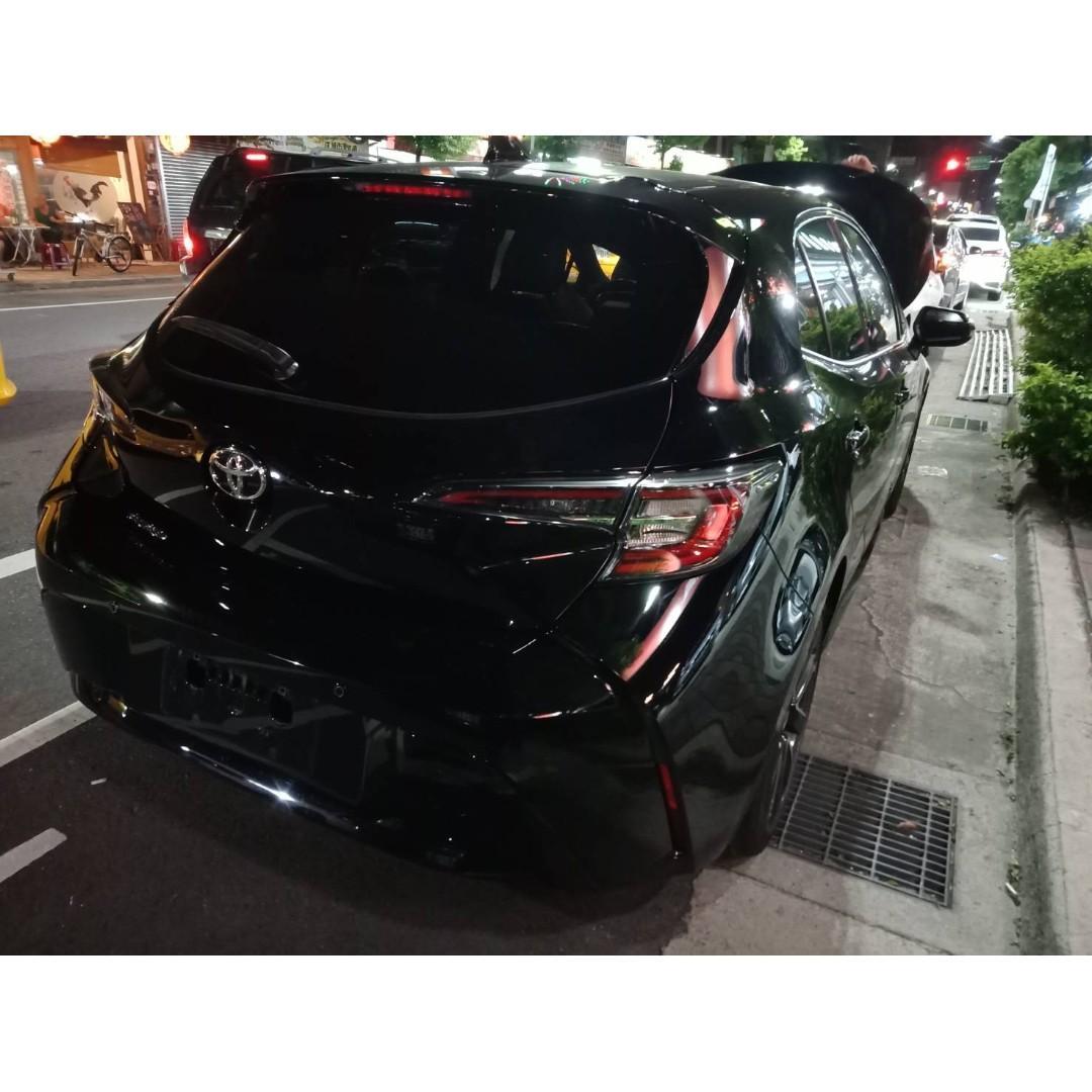 【FB搜尋桃園阿承】豐田 超人氣AURIS跑1.6萬 2019年 2.0 黑色 二手車 中古車