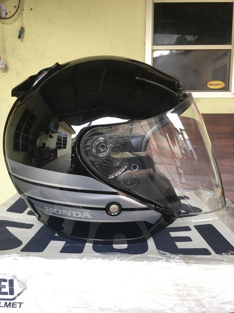 Helmet open face SHOEI JFORCE2(honda)
