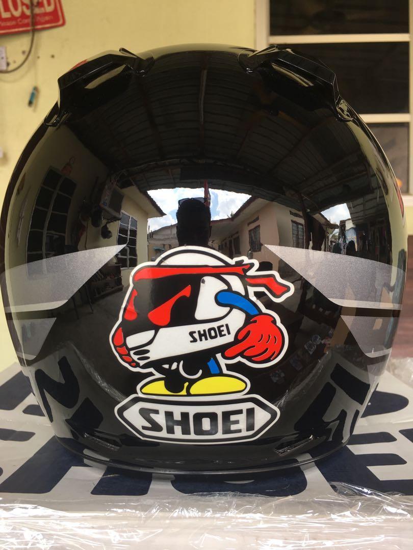 Helmet open face SHOEI JFORCE2(honda)