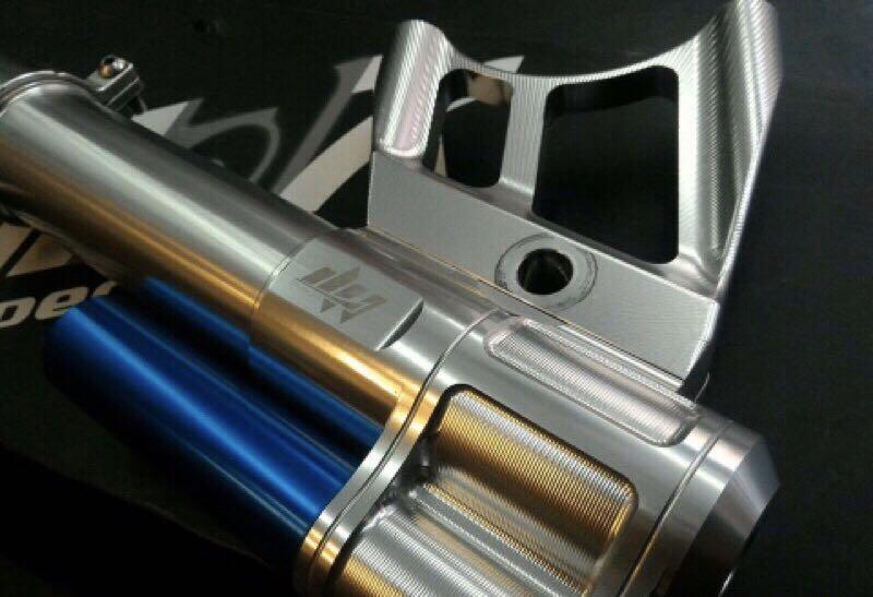 HJI H35 yamaha smax force 全可調避震器  限時秒殺價