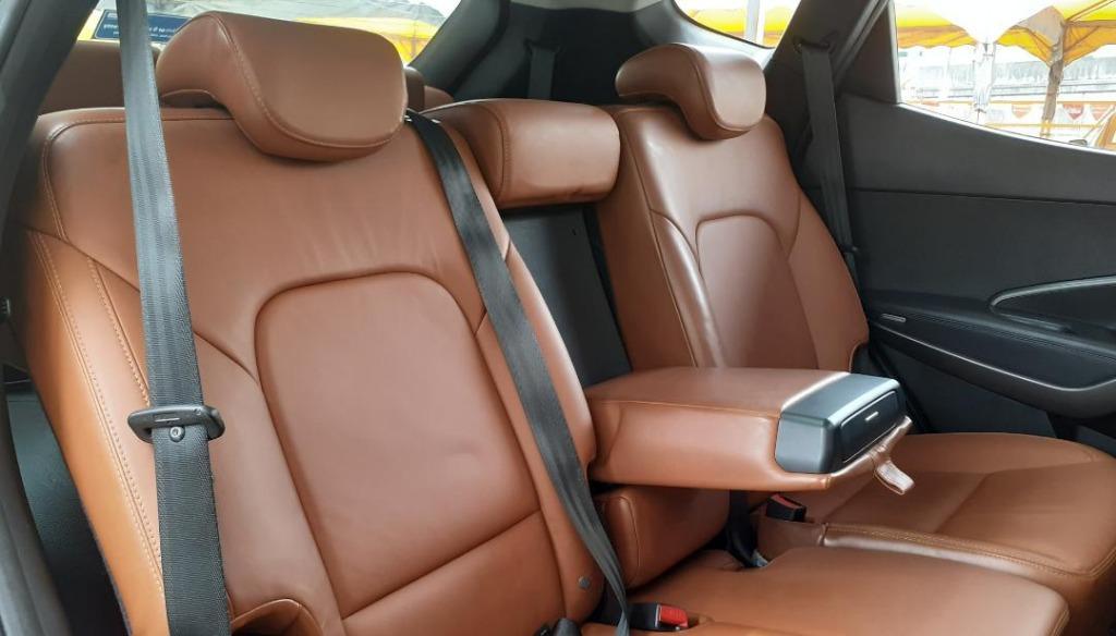 HYUNDAI SANTA FE 2.2 (A) PREMIUM SUV CRDI EXECUTIVE PLUS !! PANORAMIC ROOF !! 7 SEATERS SUV !! AWD !! NEW FACELIFT !! PREMIUM SUV FULL HIGH SPECS !! ( X 8813 X ) 1 CAREFUL OWNER !!