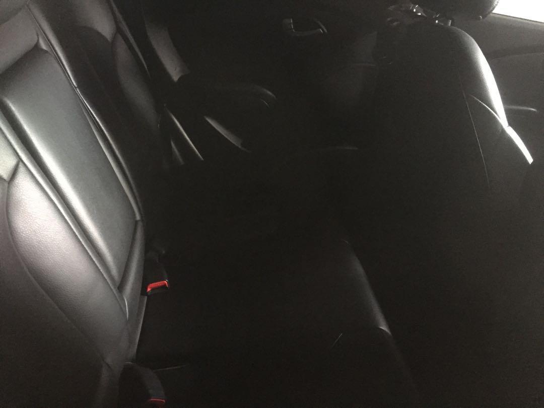 Hyundai Tucson 2.0 (A)