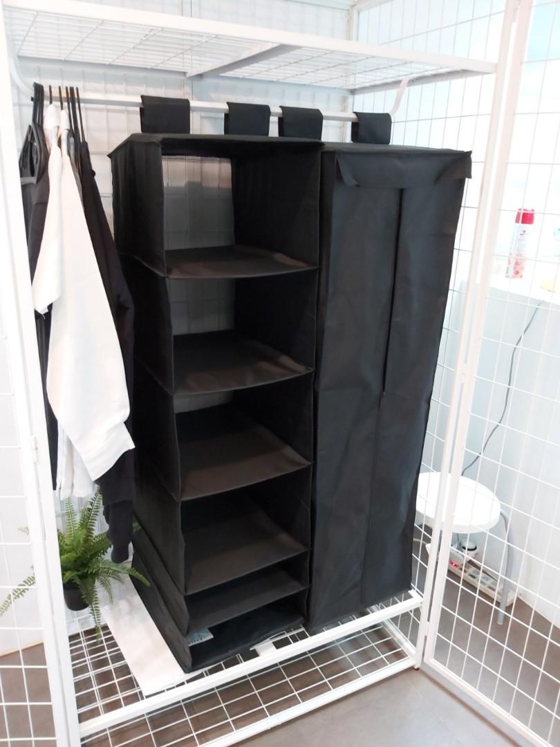 IKEA SKUBB 衣服防塵套