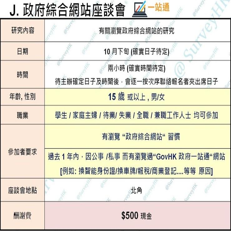 *J. 政府研究-政府綜合網站 座談會*